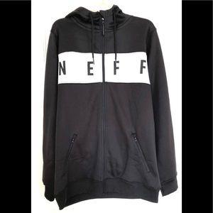 NEFF Mens Roblez Pullover Fleece Sweatshirt